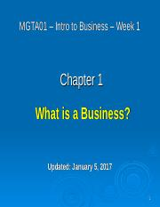 01 - What is a Business - Jan 5 2017 (1)