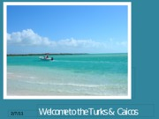 turks and caicos powerpoint