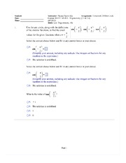 HW #6 (solutions included)