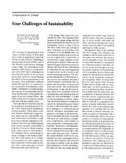 Orr--Four_Challenges_to_Sustainaibility