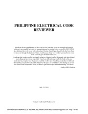 Pec reviewer ajd beltran ree philippine electrical code reviewer i pec reviewer ajd beltran ree philippine electrical code reviewer i dedicate the accomplishment of this work to god who has given me strength and keyboard keysfo Images
