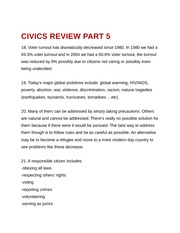 Civics Review Part 5