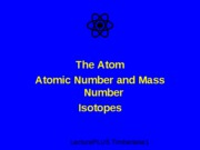 Atoms and Isotopes (68)