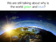Certainly There Are Criticisms Of The Green World Hypothesis 1 Not
