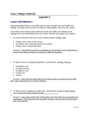 Appendix c hcr210 acute care patient reports