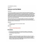 Science_and_the_Media_Activity_2.1.2_.docx