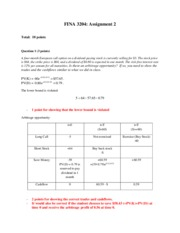 FINA3204_Assignment_2_Solutions