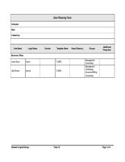User Planning Form.doc