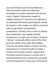 The Planetary Combinations notes (Page 5026-5028)