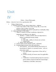 Unit IV Notes.docx