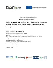 The_impact_of_risks_in_renewable_energy_investments_and_the_role_of_smart_policies-2016-912-0018-01-