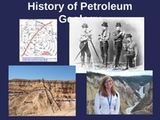 OU Lecture - History of Petr Geol 1-28-13