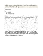 english for professional nursing communication pdf