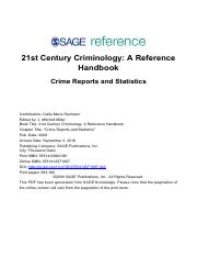 21st Century Criminology-Chapter 44