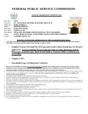online fpsc gov pkfpscgrreportsgr_phase5_ac_2018 php# pdf - FEDERAL