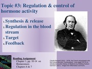 Topic 03-Regulation S13 Student Notes