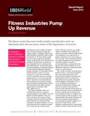Fitness Sector Trends