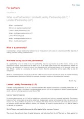 IRAS_ What is a Partnership _ Limited Liability Partnership (LLP) _ Limited Partnership (LP)