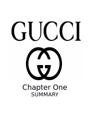 Strategic Analysis OF Gucci.docx