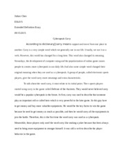Extended Definition Essay.docx