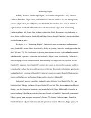 Wuthering Heights Essay.docx