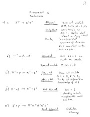 Physics 490 Assignment #6