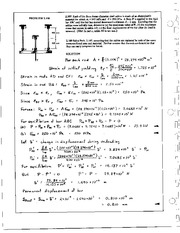 141_Mechanics Homework Mechanics of Materials Solution