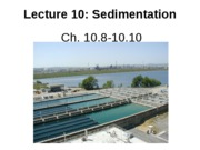 Lecture 10_Sedimentation_Fall2011