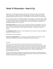 Week 11 Discussion.docx