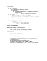 Intermediate Accounting -Accounting Notes #3