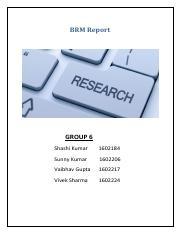 REPORT - Group 6