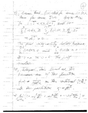 Mathematical Analysis Homework Riemann Functions