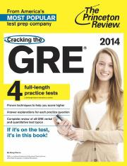 Graduate-School-Test-Preparation-Princeton-Review-Cracking-the-GRE-with-4-Practice-Tests-2014-Editio