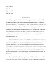 Observation Essay.docx