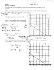 linear word problem notes