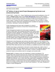 130425-pmwl-lock-project-management-10th-edition-gower-PublishingNews.pdf