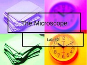 The Microscope-Bio 109