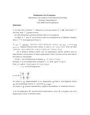 Math for Econ Final F 2008_solution.doc