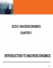 3  ECO211- Determination of National Income Equilibrium pptx