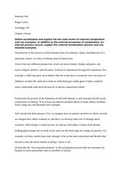 Define micro essay