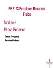 Phase Behavior - II.pdf