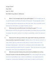 M4 Profile Essay Writer's Reflection.docx