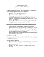Managerial Applications 4