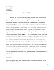 Documents paper hist 110B (AutoRecovered).docx