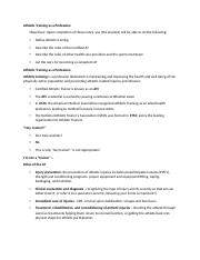 Athletic Training as a Profession_STUDENT ( turn in ).docx