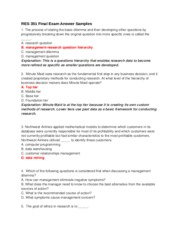 mgmt 351 study Health and human performance exit exam study guide sport management exam questions come from the health and human performance exit exam study guide hlth 351.