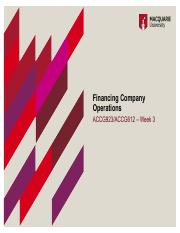 Week 3 - Financing Company Operations_student