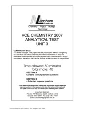 Chemical Analysis - 2007 - Lisachem - Quiz.pdf