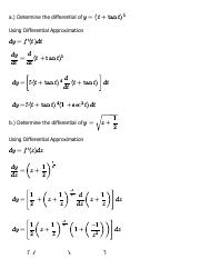 Solution for Chapter 3, 3.9 - Problem 14 - Single Variable Calculus, 6th Edition - eNotes.pdf