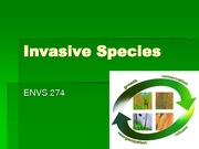 Invasive Species Handout